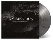 Gabriel Rios: This Marauder's Midnight (180g) (Limited-Numbered-Edition) (Silver/Black Vinyl), LP