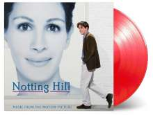 Filmmusik: Notting Hill (180g) (Limited-Numbered-Edition) (Translucent Red Vinyl) (+3 Bonustracks), LP