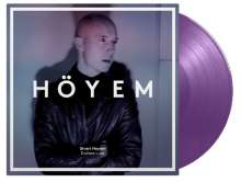 Sivert Høyem (Madrugada): Endless Love (180g) (Limited-Numbered-Edition) (Purple Vinyl), LP