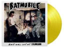 Batmobile: Bail Was Set At $6,000,000 (30 Year Anniversary) (remastered) (180g) (Limited-Numbered-Edition) (Yellow Vinyl), LP