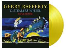 Gerry Rafferty & Stealers Wheel: Collected (180g) (Limited-Numbered-Edition) (Yellow Vinyl), 2 LPs
