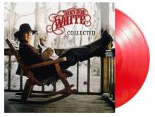Tony Joe White: Collected (180g) (Limited-Numbered-Edition) (Translucent Red Vinyl), 2 LPs