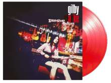 Gilby Clarke: Pawnshop Guitars (180g) (Limited-Numbered-Edition) (Translucent Red Vinyl), LP