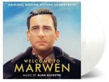 Filmmusik: Welcome To Marwen (180g) (Limited-Numbered-Edition) (Clear Vinyl), 2 LPs