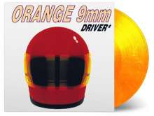 Orange 9mm: Driver Not Included (180g) (Limited-Numbered-Edition) (Flame Coloured Vinyl), LP