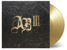 Alter Bridge: AB III (180g) (Limited-Numbered-Edition) (Gold Vinyl), 2 LPs