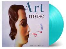 The Art Of Noise: In No Sense? Nonsense! (180g) (Limited-Numbered-Expanded-Edition) (Turquoise Vinyl), 2 LPs