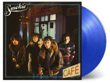 Smokie: Midnight Cafe (180g) (Expanded) (Limited-Numbered-Edition) (Translucent Blue Vinyl), 2 LPs