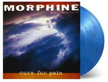 Morphine: Cure For Pain (180g) (Limited-Numbered-Edition) (Blue, Black & White Marbled Vinyl), LP