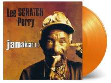 Lee 'Scratch' Perry: Jamaican E.T. (180g) (Limited-Numbered-Edition) (Orange Vinyl), 2 LPs