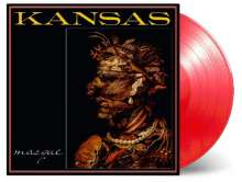 Kansas: Masque (180g) (Limited-Numbered-Edition) (Transparent Red Vinyl), LP