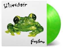 Silverchair: Frogstomp (180g) (Limited-Numbered-Edition) (Lime-Green Vinyl), 2 LPs