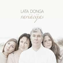 Lata Donga: Variacijas, CD