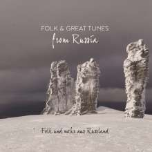 Folk And Great Tunes From Russia, 2 CDs
