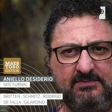 Aniello Desiderio - Nocturnal, CD