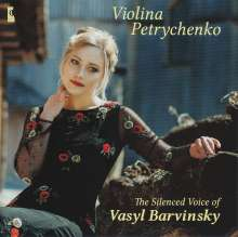 Vasyl Barvinsky (1888-1963): Klavierwerke, CD