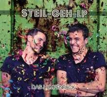Das Lumpenpack: Steil-geh-LP, CD