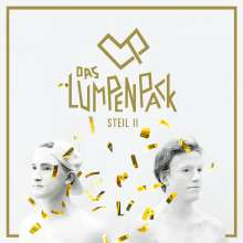 Das Lumpenpack: Steil II, CD
