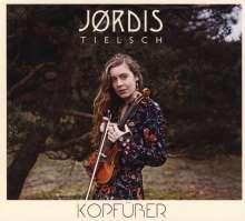 Jördis Tielsch: Kopfüber, CD