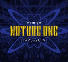 Nature One - The History (1995 - 2019), 4 LPs