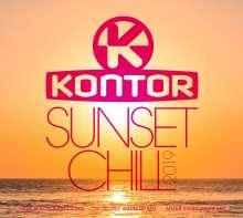 Kontor Sunset Chill 2019, 3 CDs