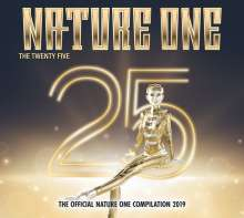 Nature One 2019 - The Twenty Five, 3 CDs
