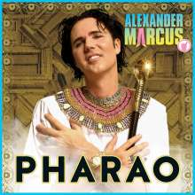 Alexander Marcus: Pharao (Limited Deluxe Box Edition) (Picture Disc), 1 LP und 1 CD