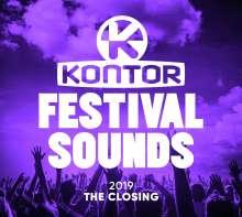 Kontor Festival Sounds 2019: The Closing, 3 CDs