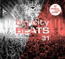 Big City Beats 31, 3 CDs