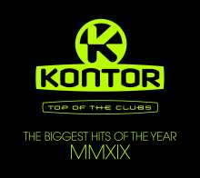 Kontor Top Of The Clubs: Biggest Hits Of MMXIX, 3 CDs