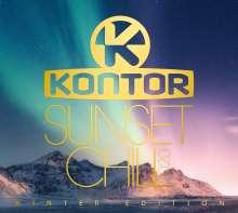Kontor Sunset Chill 2020 - Winter Edition, 3 CDs