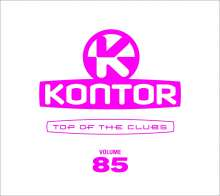 Kontor: Top Of The Clubs Vol. 85, 4 CDs