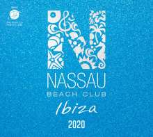 Nassau Beach Club Ibiza 2020, 2 CDs