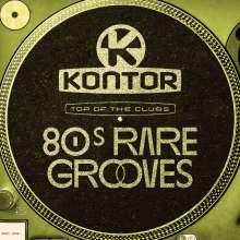 Kontor TOTC - 80s Rare Grooves, 3 CDs