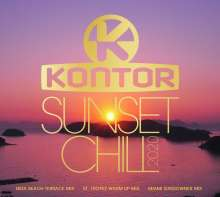 Kontor Sunset Chill 2020, 3 CDs