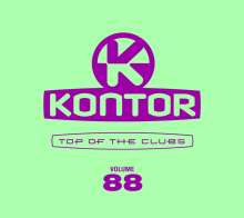Kontor Top Of The Clubs Vol.88, 4 CDs