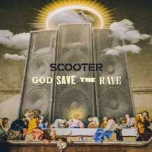 Scooter: God Save The Rave (Limited Edition), 2 LPs