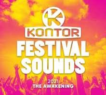 Kontor Festival Sounds 2021: The Awakening, 3 CDs