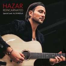 Hazar: Reincarnated, 1 Blu-ray Audio und 1 CD