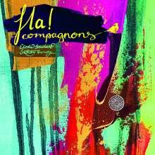 Ha! Compagnons - Lautenlieder aus Renaissance & Frühbarock, 1 Blu-ray Audio und 1 CD