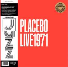 Placebo (Belgien): Live 1971 (180g) (Limited-Edition) (HalfSpeed Mastering), LP