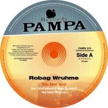 "Robag Wruhme: Nata Alma/Venq Tolep EP, Single 12"""