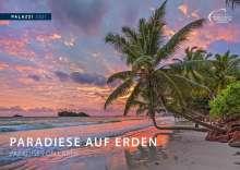 Paradiese auf Erden 2021, Kalender