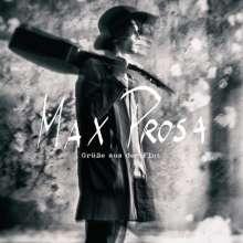 Max Prosa: Grüße aus der Flut, CD