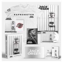 Jack Orsen: Raproboter (Limited Deluxe Box), 2 CDs