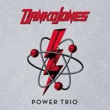 Danko Jones: Power Trio (Limited Edition) (Green Vinyl) (exklusiv für jpc!), LP