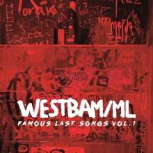 Westbam / ML: Famous Last Songs Vol. 1, 2 LPs