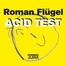 """Roman Flügel: Acid Test (remastered) (Acid Pink Vinyl), Single 12"""""""