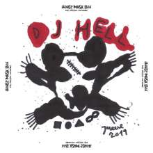 DJ Hell: House Music Box (Past, Present, No Future), CD