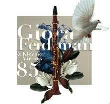 Giora Feidman (geb. 1936): 85, CD